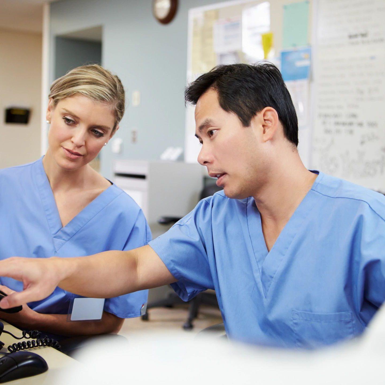 Nurse Assisting